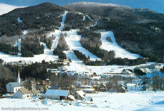 Mt Ascutney, courtesy of New England Ski History